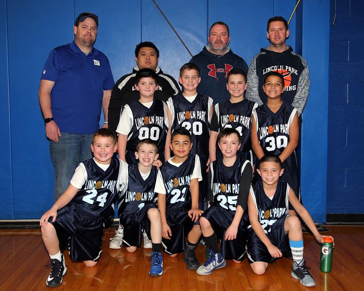Boys Lightning Basketball
