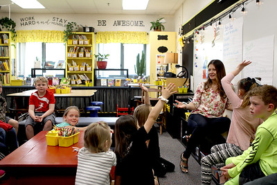 Kane County Elementary teacher of the year