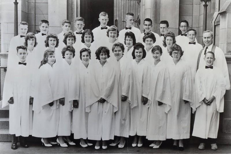 Methodist Confirmation Class