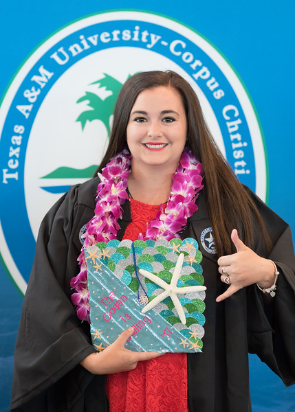 Kayla White. Over 1,100 graduates received their degrees during two commencement ceremonies held on May 13.