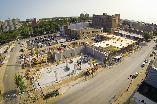 500 Wabash Housing Project