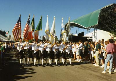 Shannon Rovers @ Milwaukee Irish Fest 1996