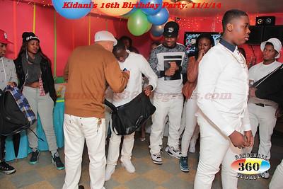 Kidani's 16th Birthday Party. Nov. 1st, 2014