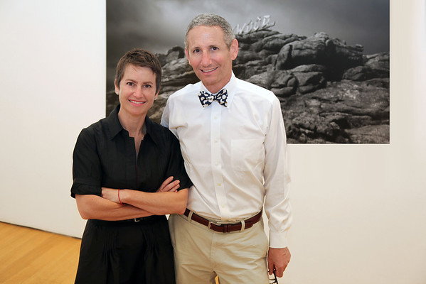 Jane and James Cohan for Art and Living Magazine, June 29, 2011