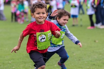 2018 Fall Healthy Kids Running Series - Week 4