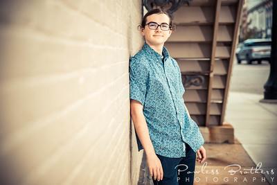Sam Barna Senior Portraits 2021