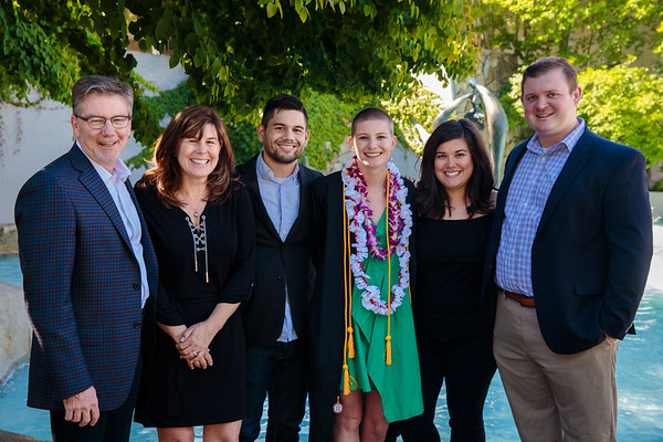 Macie's Seattle Pacific University Graduation