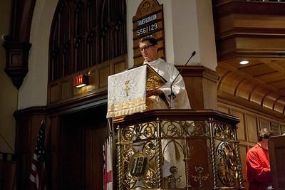 Welcoming The Rev. Dr. Simon Mainwaring