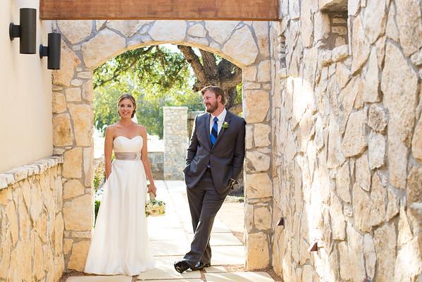 Lisa and Dawson Wedding