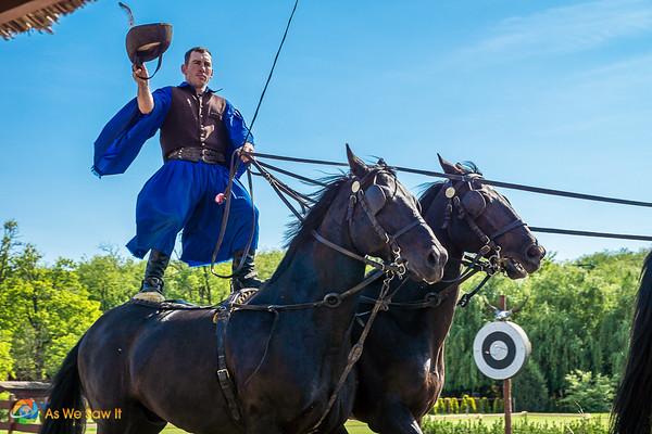 Hungarian Horsemen