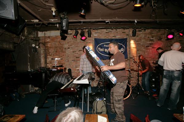 Live Funk Nouveau at The Bitter End