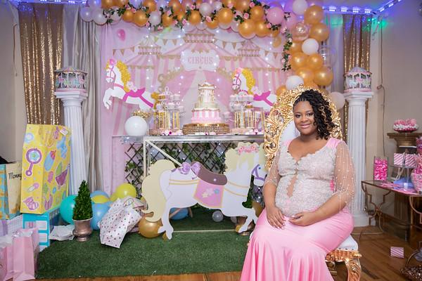 Princess' Baby Shower