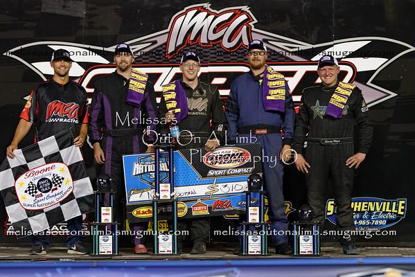 2019 9-3 IMCA Supernationals 37, Boone Speedway