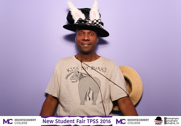 Montgomery College New Student Fair