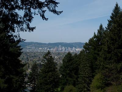 Portland April 2009