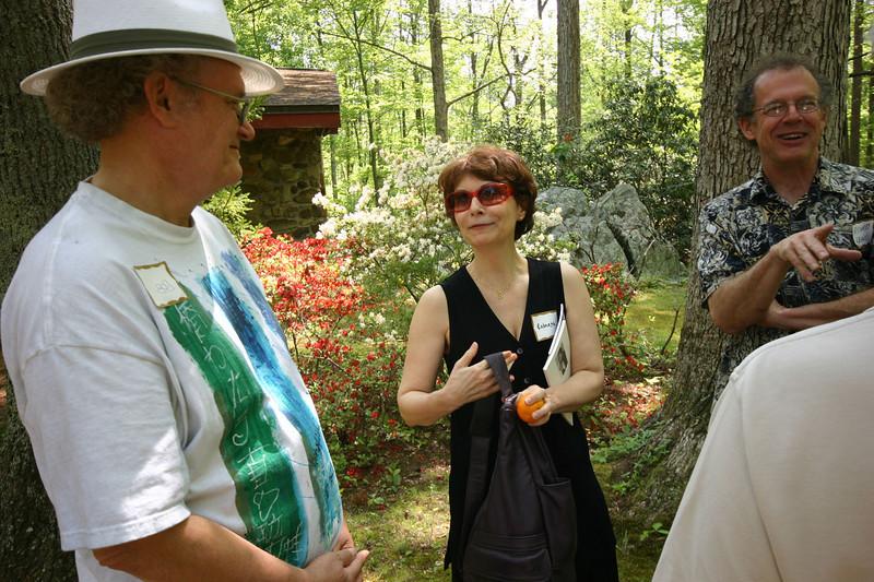 Bob, Roberta, and Rich.
