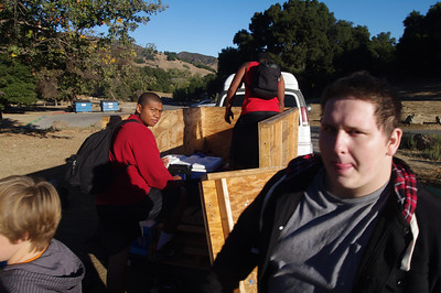 Malibu Creek - 26-27 Oct 2012