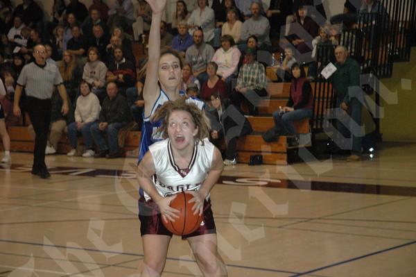 Girls' Basketball: GSA Vs. Searsport