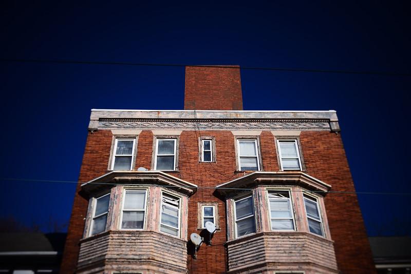 A Dozen Windows---Philadelphia, PA