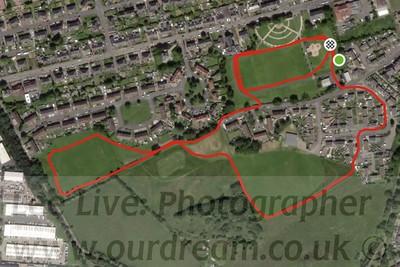2021 Loanhead Gala Fun Run