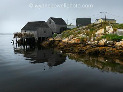 Nova Scotia landscapes