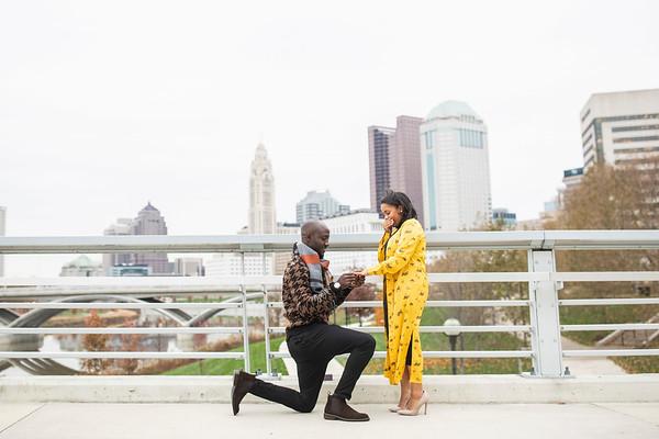 Tarah + Azeez: Proposal