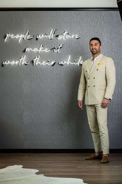DML Modern Men Amir Mortazavi