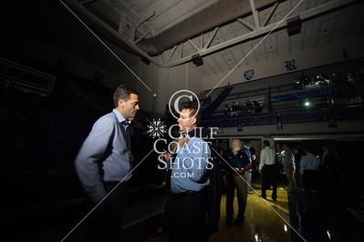 2013-11-12 NCAA Men's Southeastern LA @ Rice