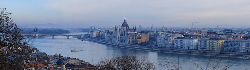 Budapest, Hungary - 9 December 2012