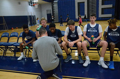 OE Boys Basketball Tip off 2017-18 Season