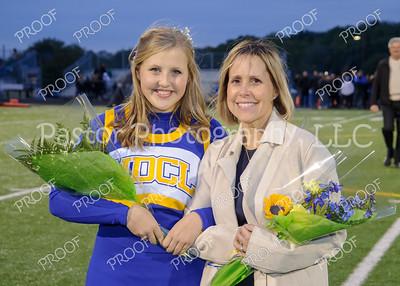 Football and Cheer Senior Night
