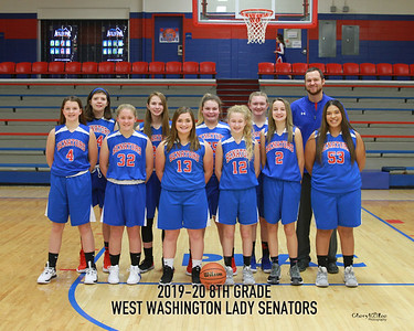2019-20 Girls Varsity Basketball