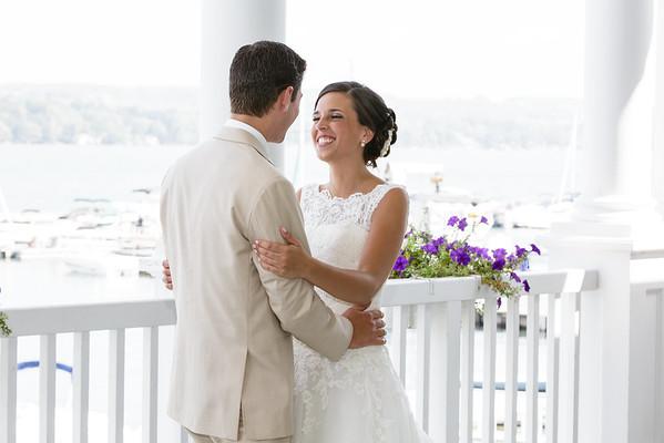 Jenn & Brent Wedding - Meghan Thomas Photography