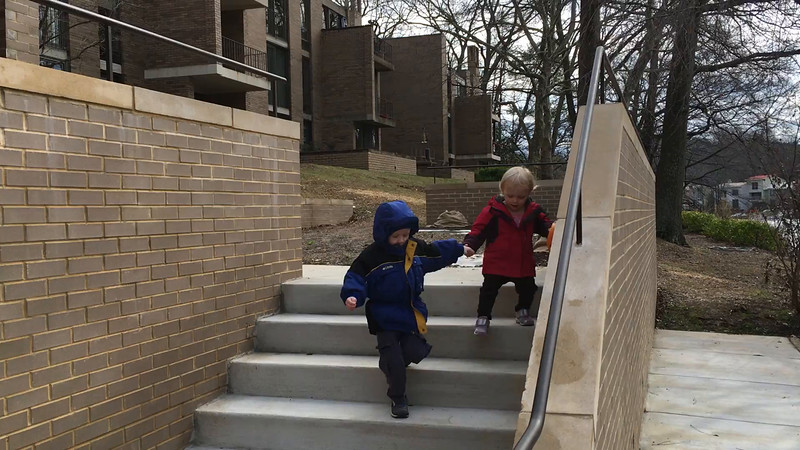20160204 004 kids and dog take a walk.MOV