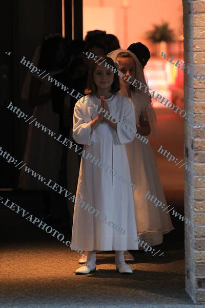 SJV Communions Sun May 18th 8AM