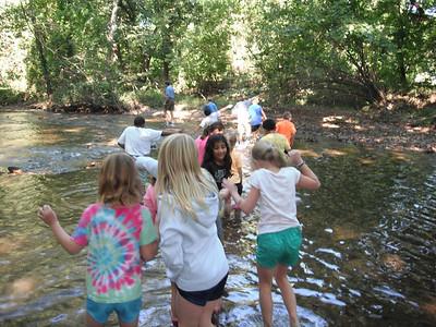 2S Visits the Wissahickon Creek