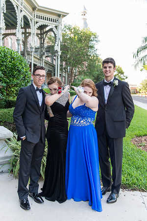 Senior Prom Pre-Photos, May 21, 2016
