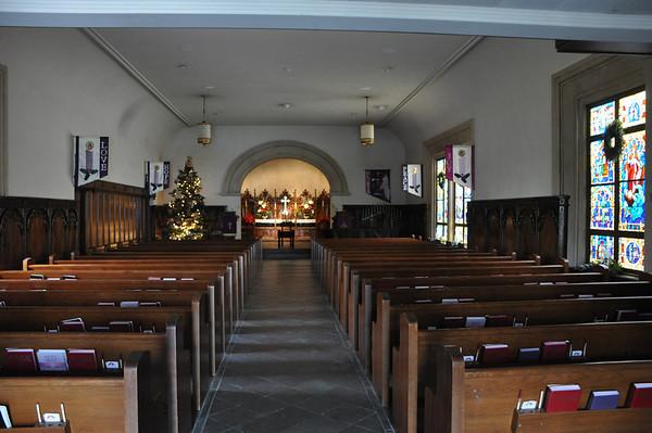 Carmel at Christmas 2012