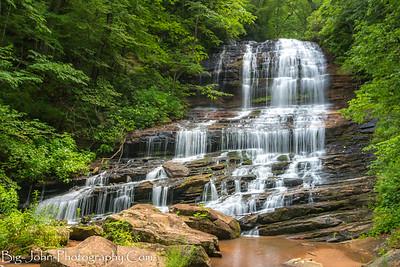 Carolina Summer Waterfall Adventures! June-July-2017