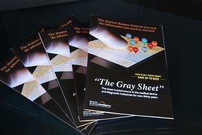 Gray Sheet
