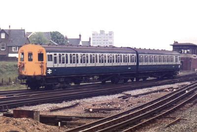 Former L.M 3rd Rail units Class 501-508