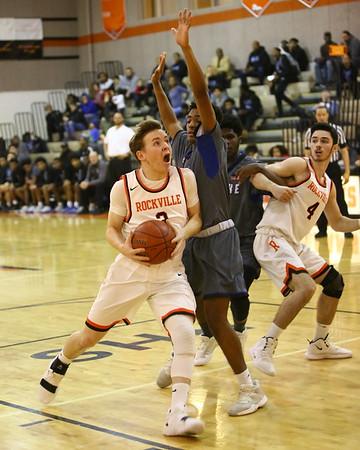 20190128 Boys Varsity Basketball Blake at Rockville