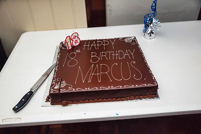 Marcus 18th