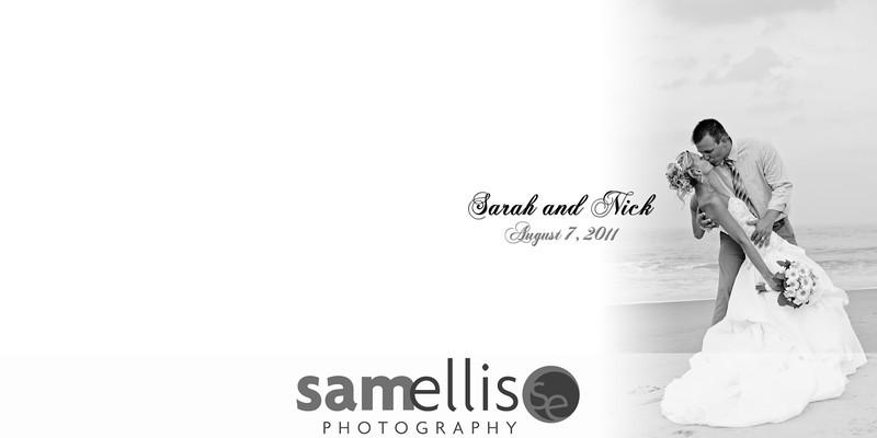 Sarah and Nick Album