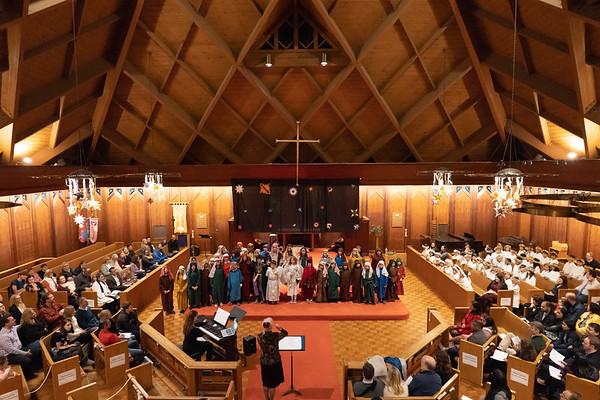 Trinity School Advent 2018