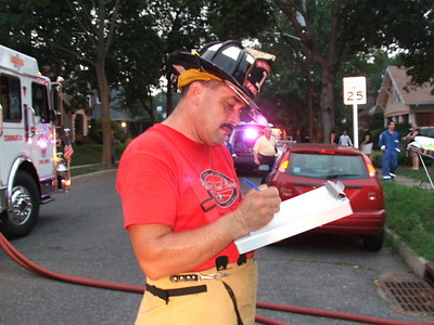 River Edge, NJ Firefighter William B. Simpson
