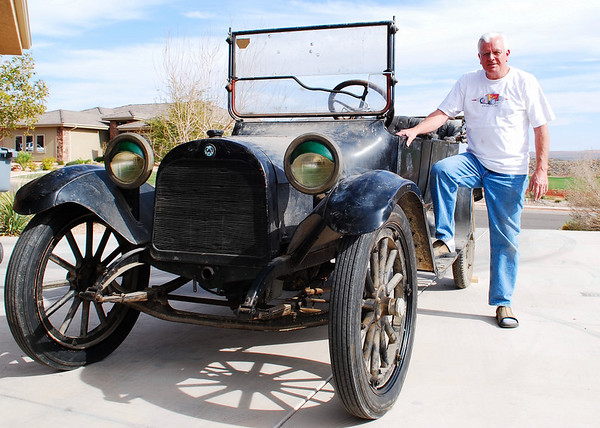 John's 1915 Dodge Brothers Automobile