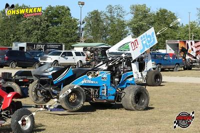 Ohsweken Speedway- July 22nd
