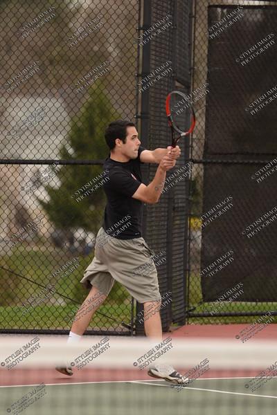 Men's Tennis v Alvernia