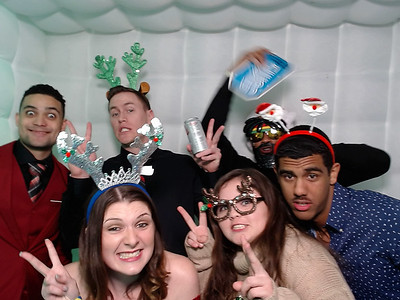 Vx-1 Holiday Party